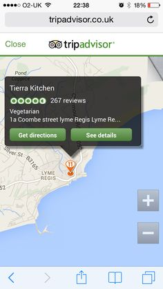 Top place to eat in lyme regis