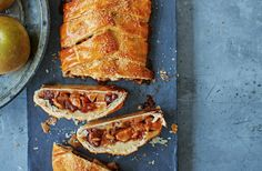 This German strudel packed with sweet apples is easy to make & can be ready in under an hour. For more easy recipes & baking ideas head to Tesco Real Food. Homemade Desserts, Easy Desserts, Dessert Recipes, Dinner Recipes, Strudel Recipes, Pastry Recipes, Easy Baking Recipes, Apple Recipes, Baking Ideas