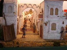 Asociación de Belenistas de Badajoz - Belén 2003-2004
