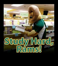 Almost there, Rams!