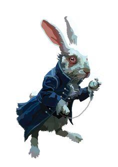Illustrator- White Rabbit