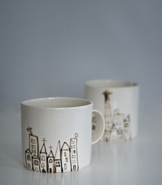 Mug : Illustrated by Atelier Make