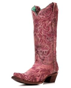 Corral | Women's Embroidered Snip Toe Boot | Country Outfitter
