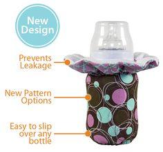 Warmze Portable Bottle Warmer | Family Choice Awards