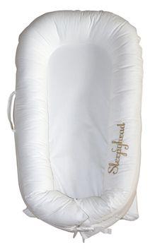 SLEEPYHEAD® DELUXE POD 0-8M PRISTINE WHITE