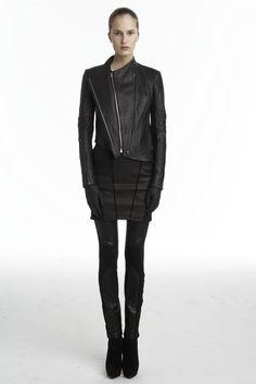 Helmut Lang Fall 2009 Ready-to-Wear Fashion Show - Alla Kostromichova