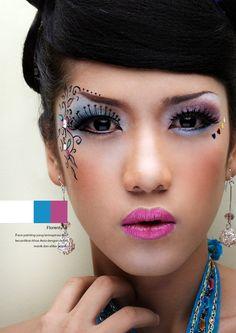 Florenty #makeup #elegant #beauty