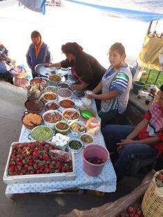 La Deliciosa Gastronomía de Tlalpujahua Michoacán.