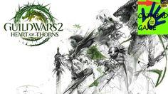 Guild Wars 2: Asura Mesmer Gamplay - Brisban Wildlands Level 24 #games #mmo #f2p