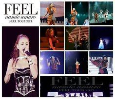 Namie Amuro  Feel  2013