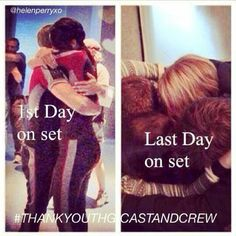 My heart. My eyes are leaking. My soul is breaking. Why can't Hunger Game Trilogy filming last forever and ever?
