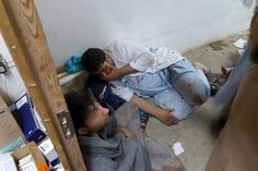 """The humanitarian group whose hospital was hit in a deadly US airstrike in Afghanistan is calling for an investigation. One expert questions whether it's too soon for a """"war crime"""" accusation. Bbc News, Humanitarian Law, Trauma Center, Collateral Damage, Without Borders, Doctor In, Investigations, At Least, Pakistan Daily"""