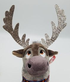 Ty Sparkle Frozen 2 Sven Beanie Boos, Beanie Babies, Tween Gifts, Gifts For Kids, Christmas Holiday, Holiday Gifts, Ty Plush, Pixar Characters, Disney Frozen 2