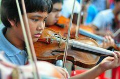 HOPF 1820 Violin, Music Instruments, Musical Instruments