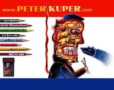 Peter Kuper • Illustration
