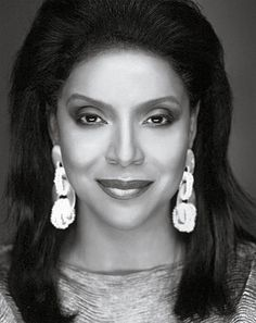 Phylicia Rashad radiates regality. This woman is an inspiration! I hope to work with her one day.