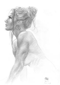 These beautiful figure studies were created by artist Frank Cho and are from his… Frank Cho, Figure Sketching, Figure Drawing, Cool Sketches, Drawing Sketches, Comic Books Art, Comic Art, Mountain Sketch, Tumblr Drawings