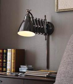 33 best wall mount swing arm lamp images bedroom lighting wall rh pinterest com