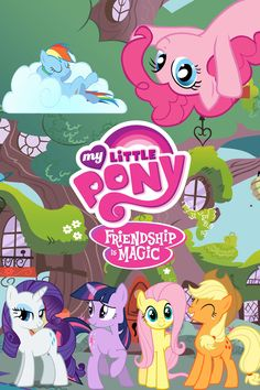 My Little Pony: Friendship is Magic // Deal with it.