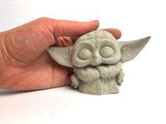 Excited to share this item from my #etsy shop: Concrete baby yoda-paperweight-housewarming-concrete statue Concrete Plant Pots, Concrete Statues, Best Mate, Childrens Gifts, Animal Decor, Plant Holders, Air Plants, Paper Weights, Little Gifts