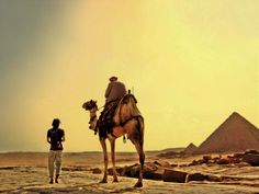Ride a camel in Egypt Giza Egypt, Egypt Travel, Bucket Lists, Ancient Egypt, Camel, Wonderland, Mystery, Beautiful Places, Scenery