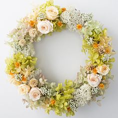 Trendy Ideas For Wedding Diy Spring Front Doors Decoration Evenementielle, Corona Floral, Garden Wedding Decorations, How To Preserve Flowers, Summer Wreath, Flower Crown, Dried Flowers, Flower Designs, Bunt