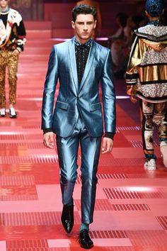 Dolce   Gabbana Spring 2018 Menswear Fashion Show 0778940993f