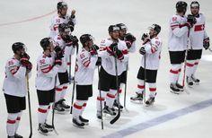 20 Minuten Online - Die Schweiz verliert auch gegen Norwegen - Eishockey