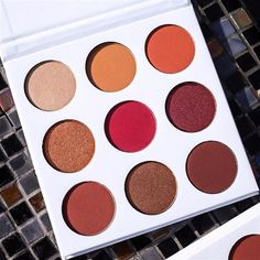 Kyshadow Burgundy Palette | Kylie Jenner Cosmetics Burgundy Eyeshadow Dupes You'll Love Just As Much