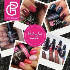 Kan jij moeilijk kiezen tussen alle geweldige Pink Gellac kleuren? Dan hebben we goed nieuws! Het is namelijk supe...