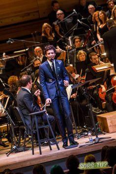 MIKA & L'Orchestre Symphonique de Montréal  - 10 Feb 2015 - 1st night with the OSM - omg was i there?  It wasn't just a dream?!