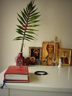 Palm Sunday : icon corner | mlra
