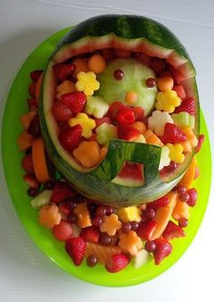 baby fruit by Bountiful Fruit Arrangements