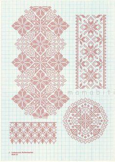 Cross Stitch Sampler Patterns, Cross Stitch Borders, Cross Stitch Samplers, Cross Stitch Designs, Cross Stitching, Beaded Embroidery, Cross Stitch Embroidery, Embroidery Patterns, Hand Embroidery
