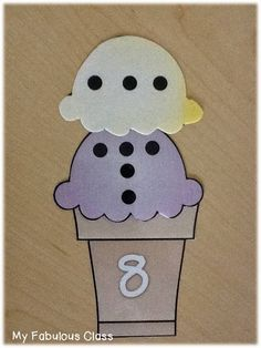 My Fabulous Class: Spring Centers, Ice Cream Centers, and a Sale