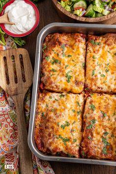 Casserole Recipes, Meat Recipes, Mexican Food Recipes, Pasta Recipes, Chicken Recipes, Dinner Recipes, Cooking Recipes, Healthy Recipes, Ethnic Recipes