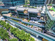 IAPM Mall - Tierra Design Benoy Architecture, Landscape Architecture, Landscape Design, Architecture Design, Street Mall, Shopping Street, Shopping Mall, Commercial Complex, Commercial Street