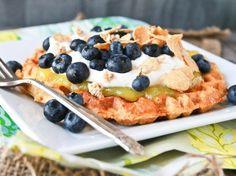 <3 Belgian Sugared Dessert Waffles   Dessert Recipes