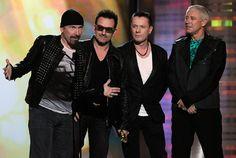 Irish U2 band to honour Madiba through song | The New Age Online
