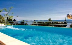 Apartment 1796455 in Lokva Rogoznica - Casamundo Pool Designs, Vacation Apartments, Croatia, House Rentals, Vacation Rentals, Bedroom, Outdoor Decor, Home, Products