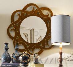 #mirror #design #interior #interiordesign #decoration #decor зеркало навесное Modenese Gastone Contemporary, 86051