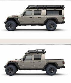 Jeep Gladiator - Pick-Up - Auto Auto Jeep, Jeep Pickup, Up Auto, Jeep 4x4, Jeep Truck, Pickup Trucks, Jeep Gladiator, Auto Camping, Cool Jeeps
