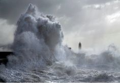 "Read the ""Lighthouse in the Storm"" poem to get a strong feeling to express yourself through this Article."