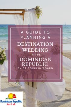 Getting Married in the Dominican Republic: A Guide by DR Tourism Board Winter Wedding Destinations, Destination Wedding Locations, Dominican Republic Wedding, Punta Cana Wedding, Wedding Planning Guide, Wedding Inspiration, Wedding Ideas, Getting Married, Tourism