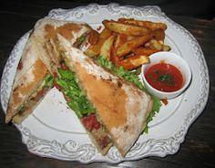 Sandwich de Rib eye, Le Mat, México Sandwiches, Tacos, Ethnic Recipes, Food, Gastronomia, Restaurants, Meals, Yemek, Eten