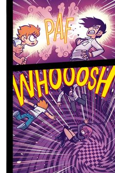 Scott Pilgrim Vol. 6 (of 6) – … In His Finest Hour (2015) | Viewcomic reading…