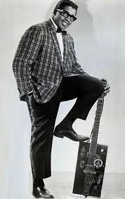 Bo didley that's music  Rock and Roll