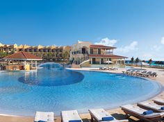 Secrets Capri Riviera Cancún - Condé Nast Traveler