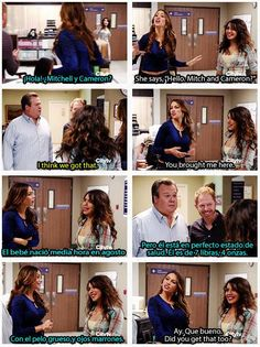 """23 Times Gloria From """"Modern Family"""" Made Us Burst Out Laughing"""