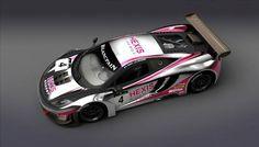 Hexis Racing - McLaren MP4-12C GT3